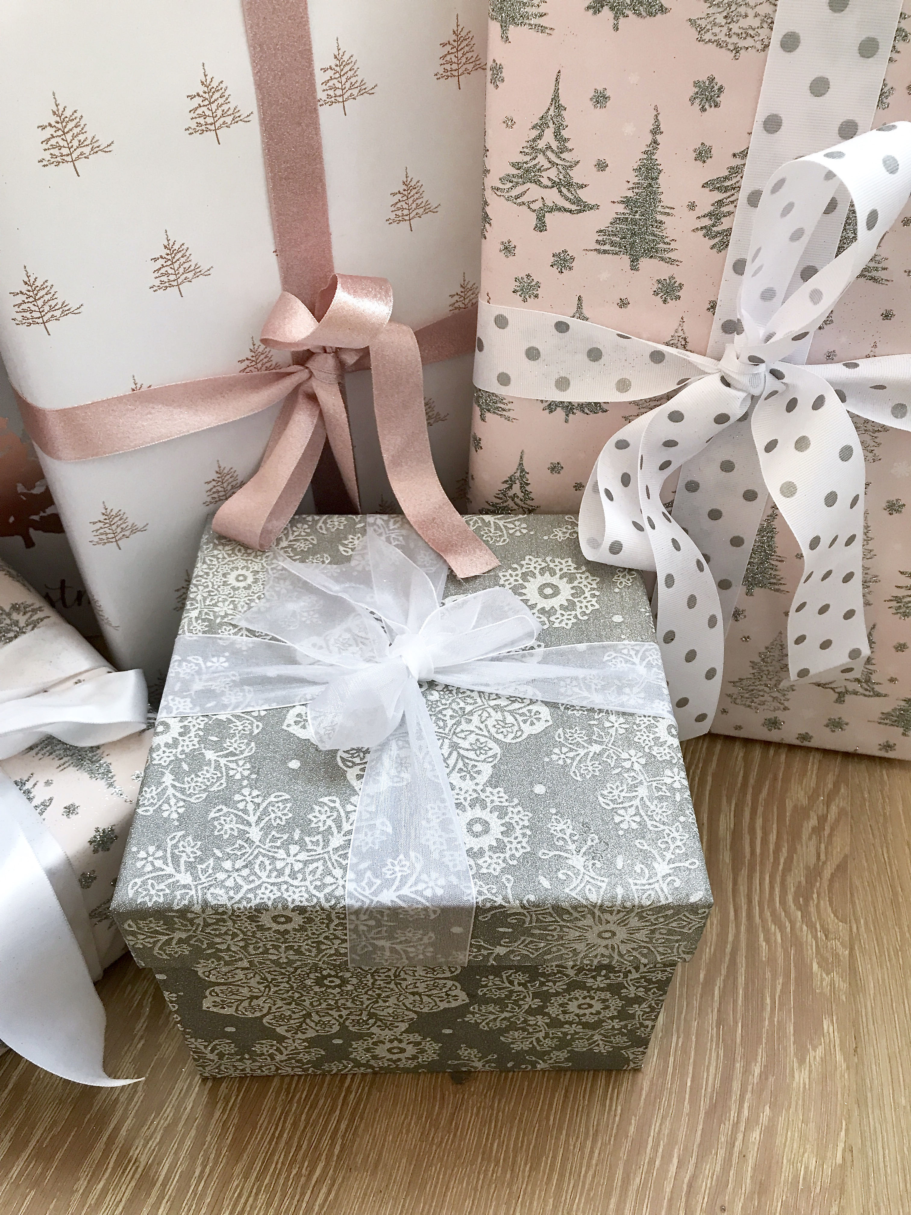 Tips On Gift Wrapping Holiday Presents - Kristy Wicks