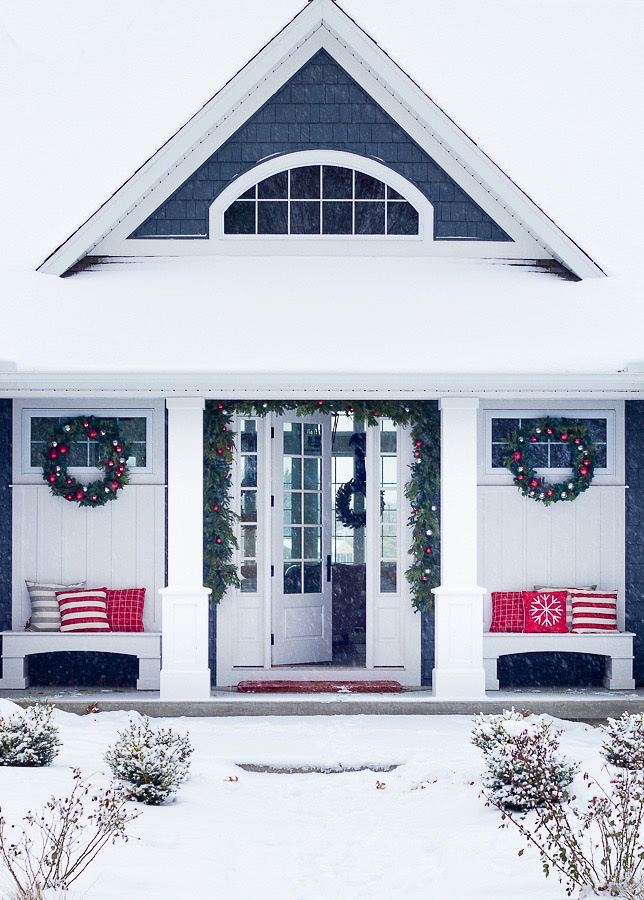 Favorite Holiday Houses ~ Kristy Wicks