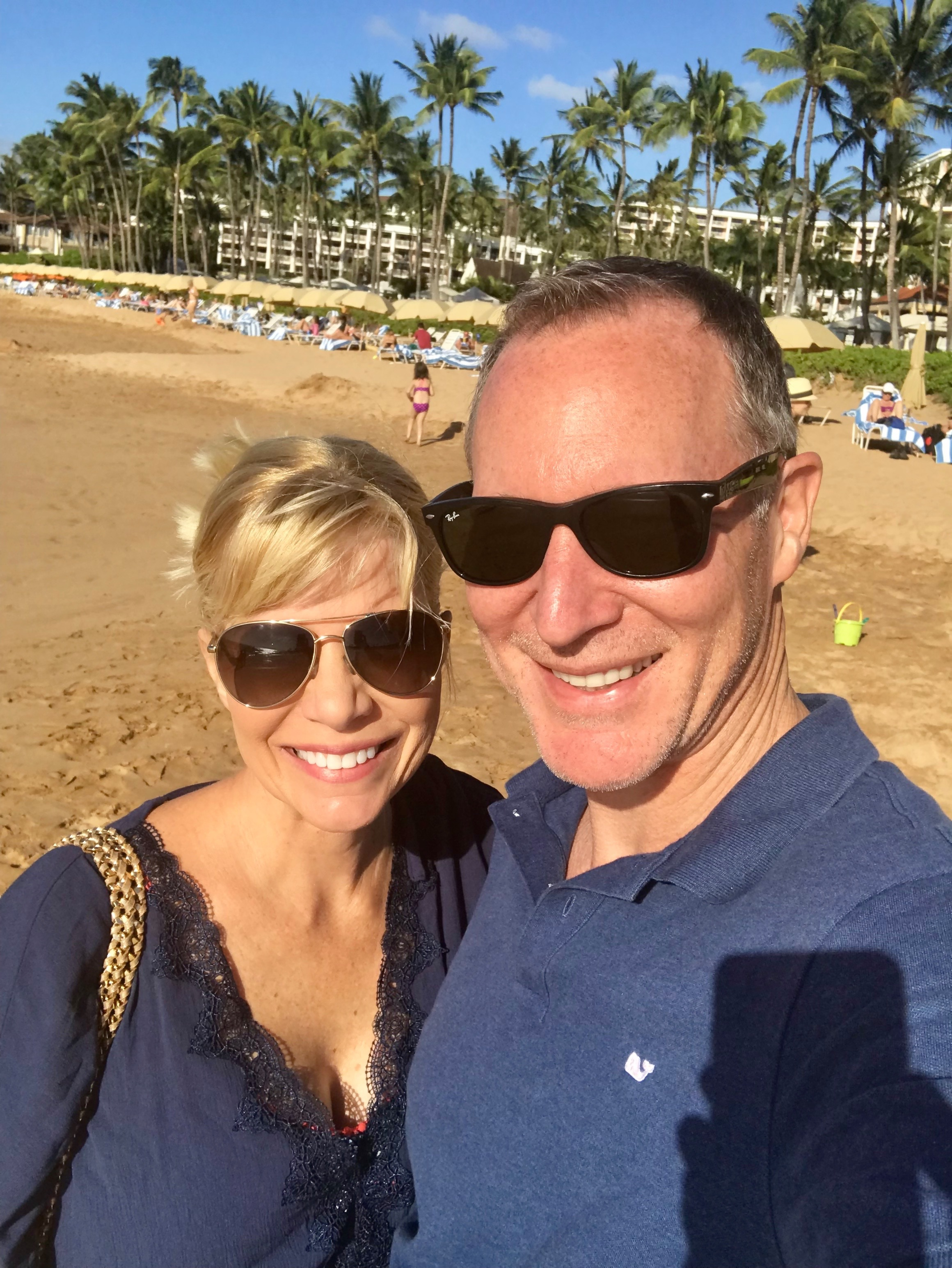Surprise Hawaii Trip ~ Kristy Wicks