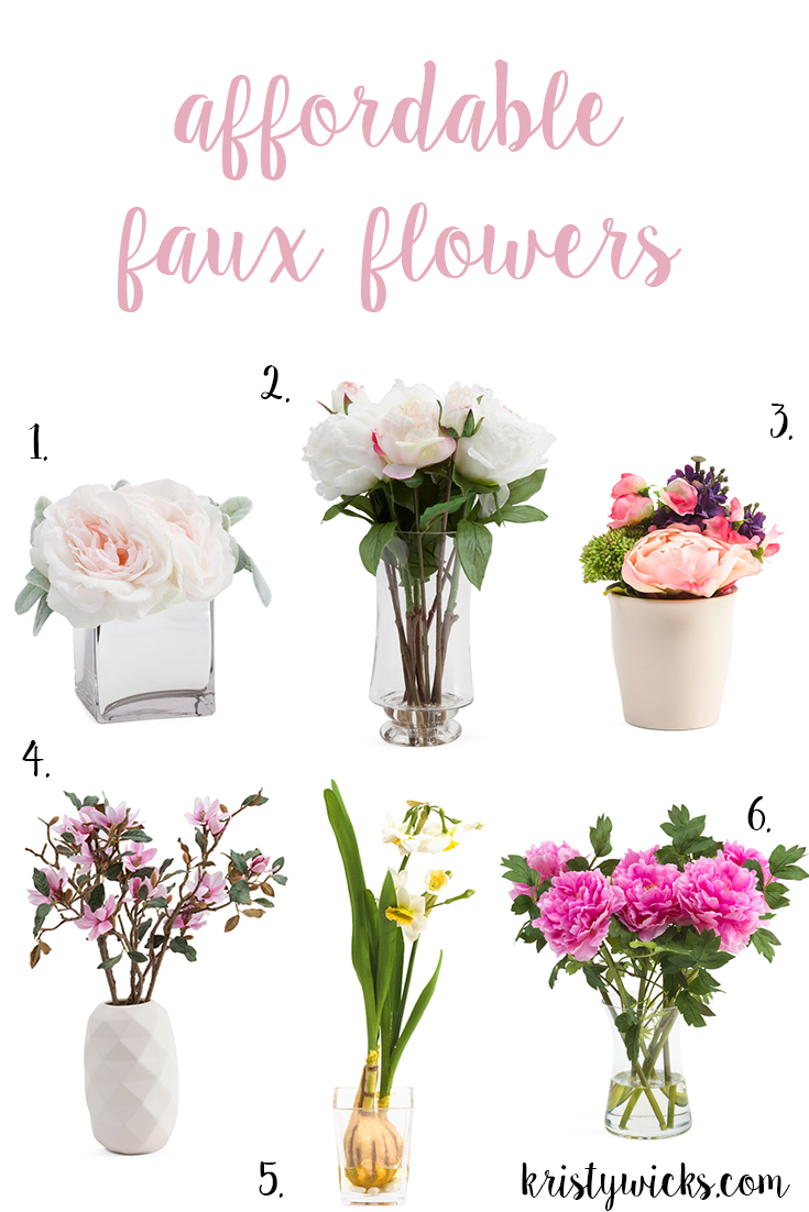 January Florals - Kristy Wicks
