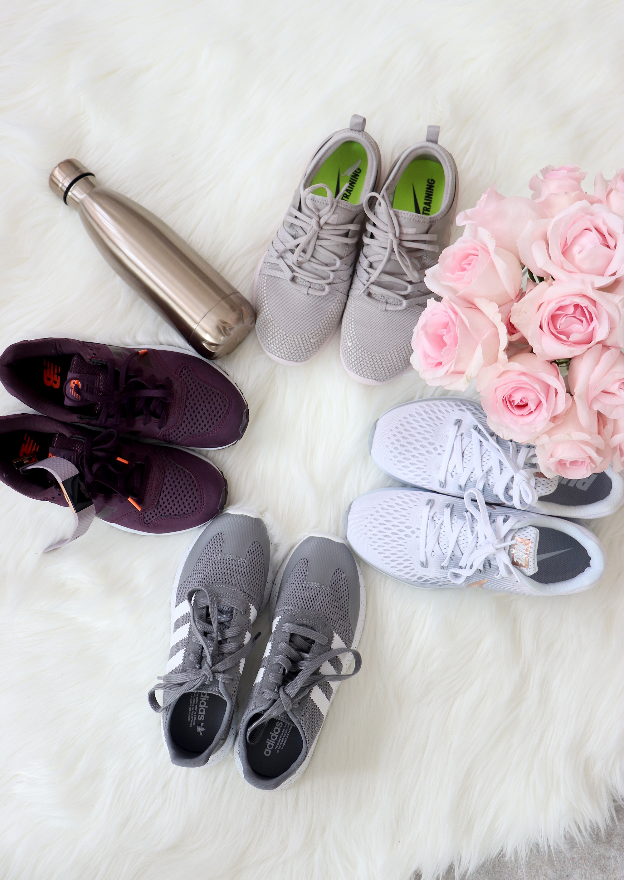 Must Have Athletic Shoes & Clothes | Kristy Wicks