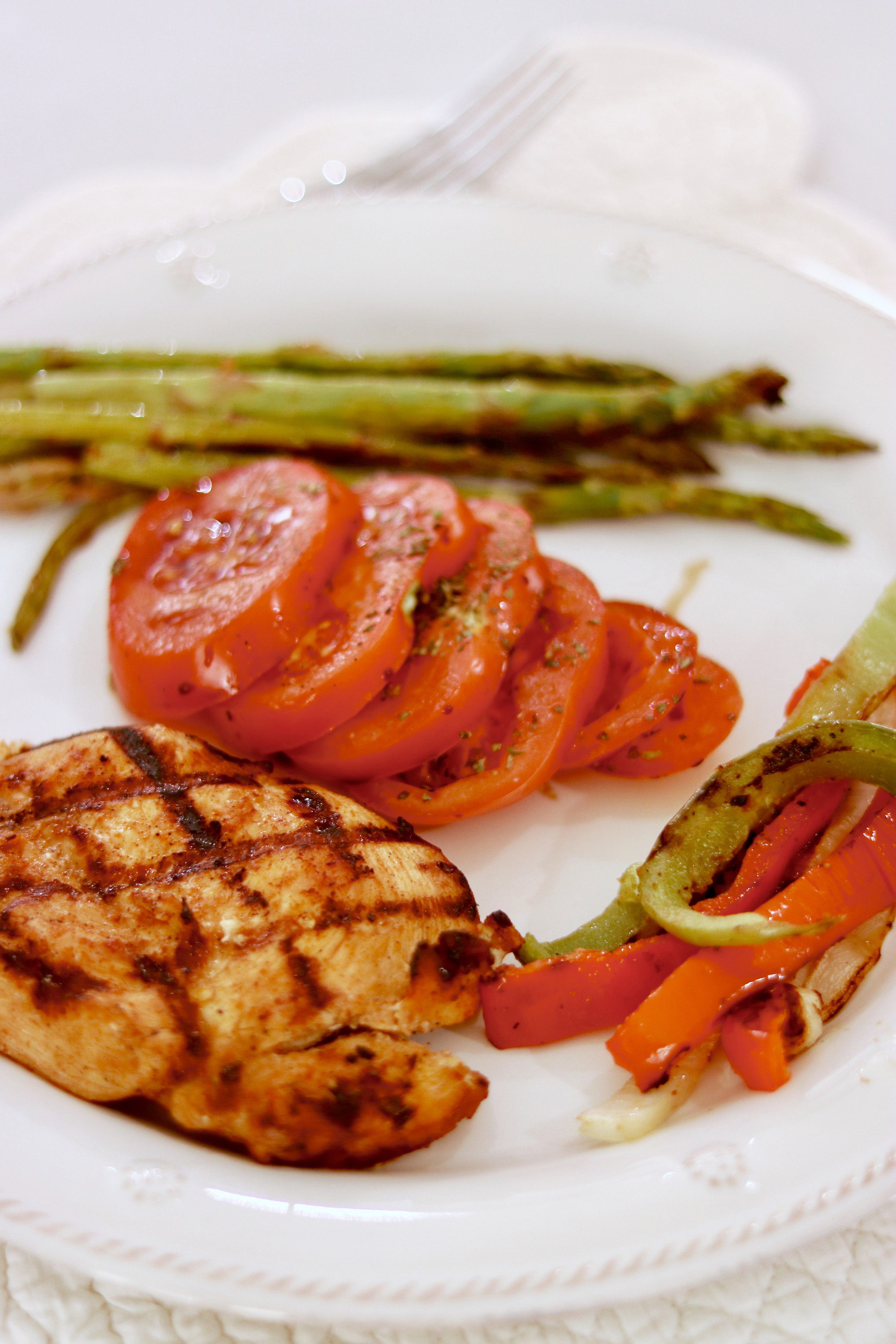 Jeff's Grilled Chili Lime Chicken