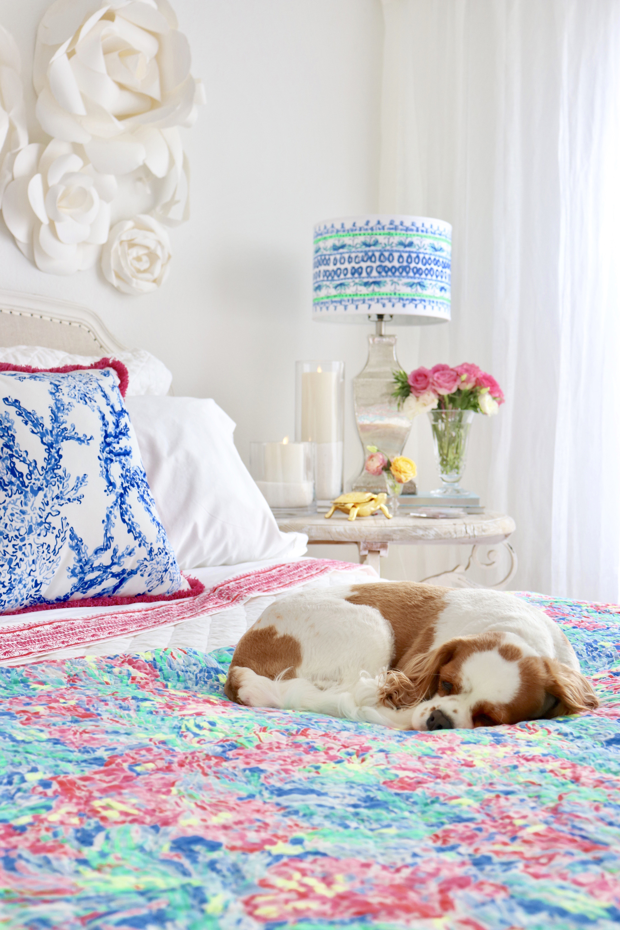 Exceptionnel Colorful Bedroom Update With The New Lilly Pulitzer U0026 Pottery Barn  Collection