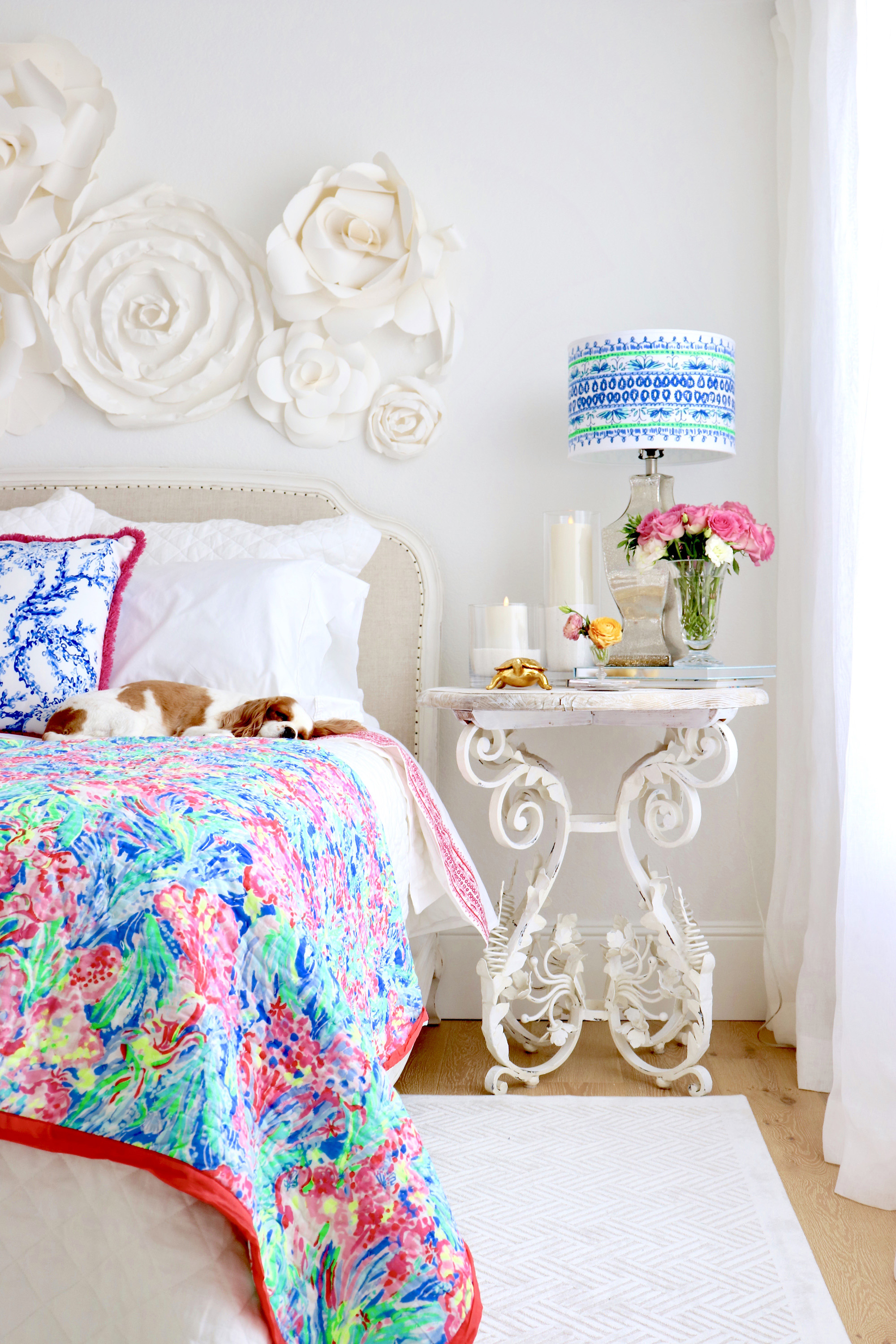 Lilly Pulitzer Amp Pottery Barn Collection Styled Amp Shown