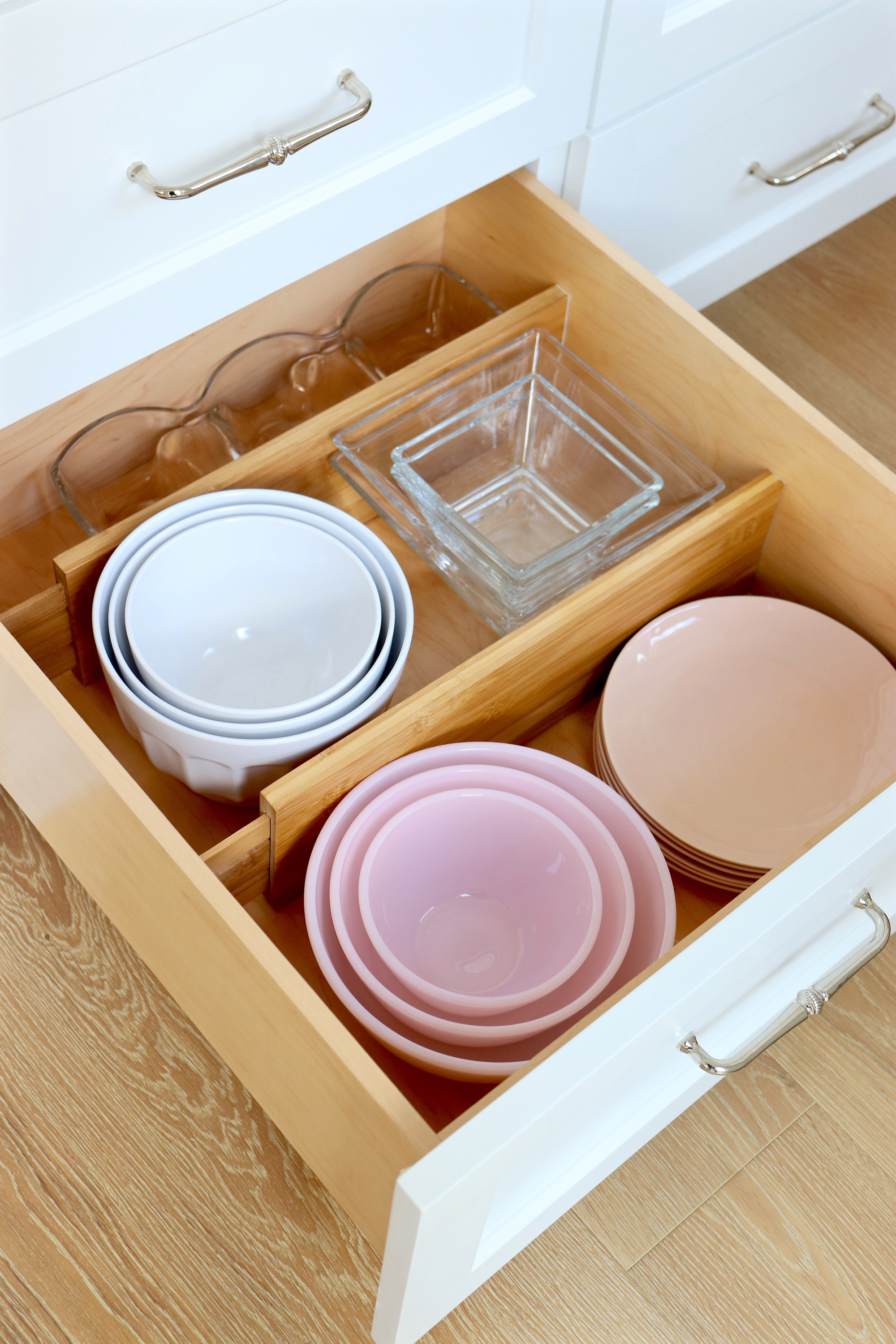 Organizing My Kitchen With Help From The Container Store