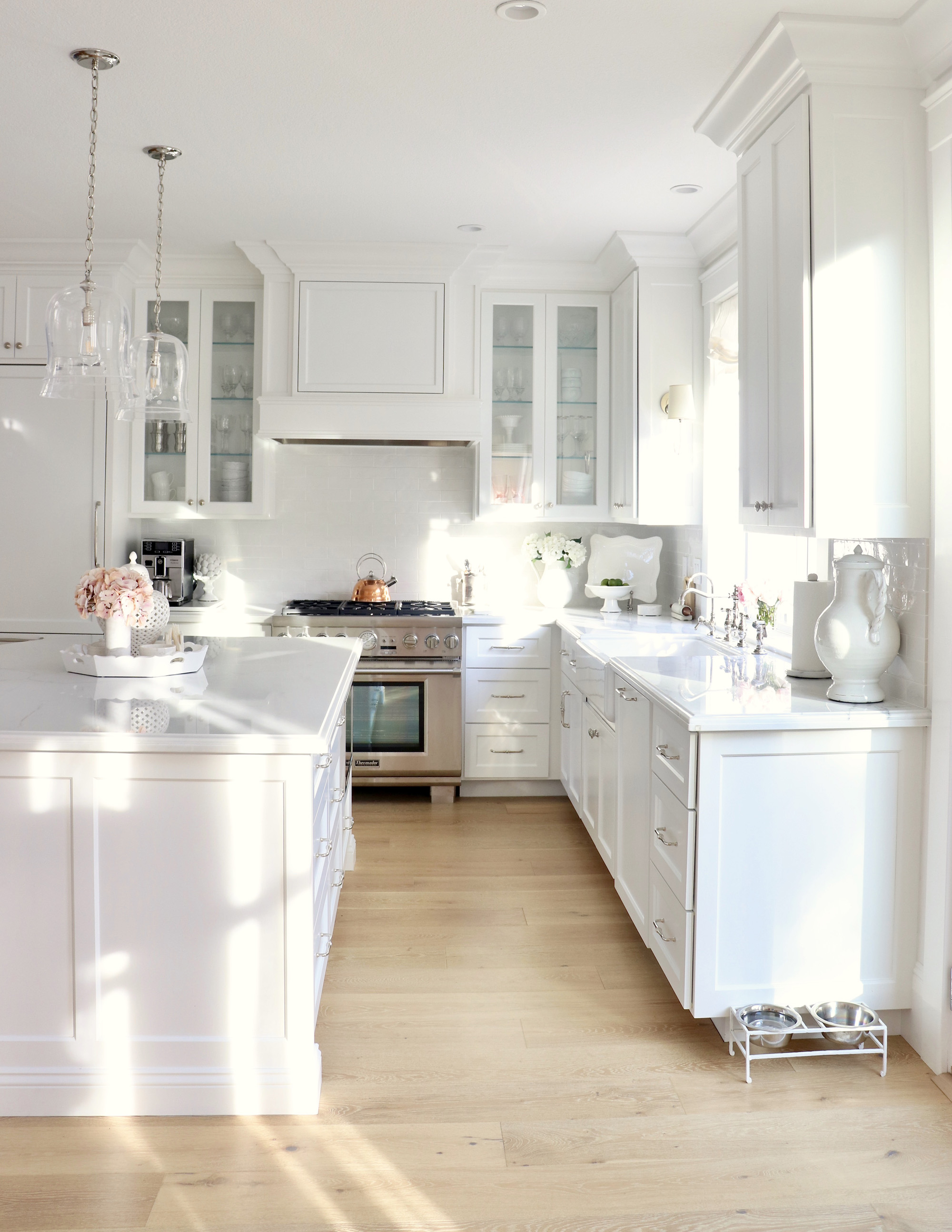 Kitchen Q+A with Sources, Details, & Links