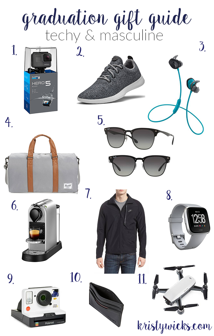Best Graduation Gift Guide For Guys Plus Dorm Room Essentials