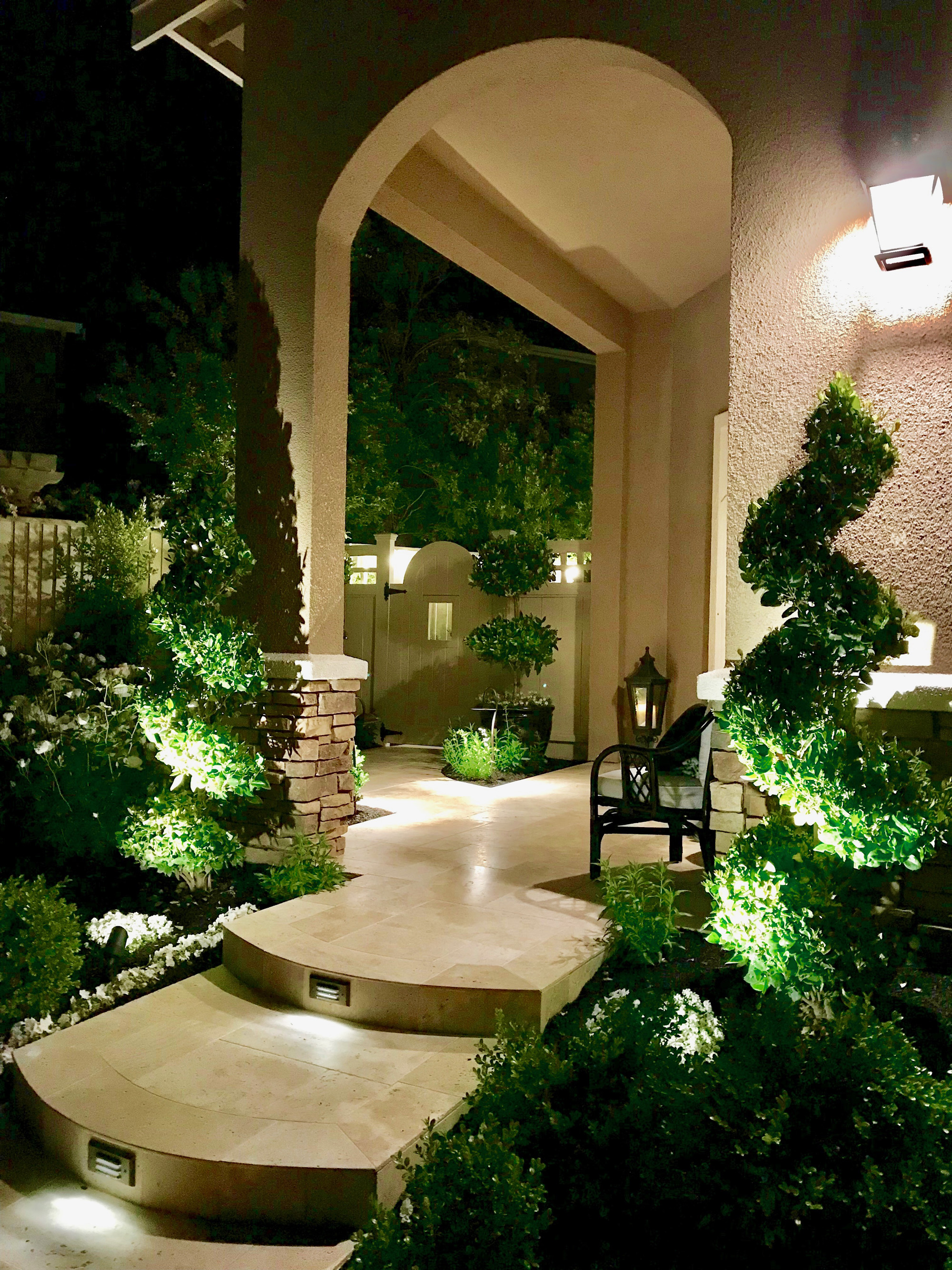 Outdoor Lighting and Sources