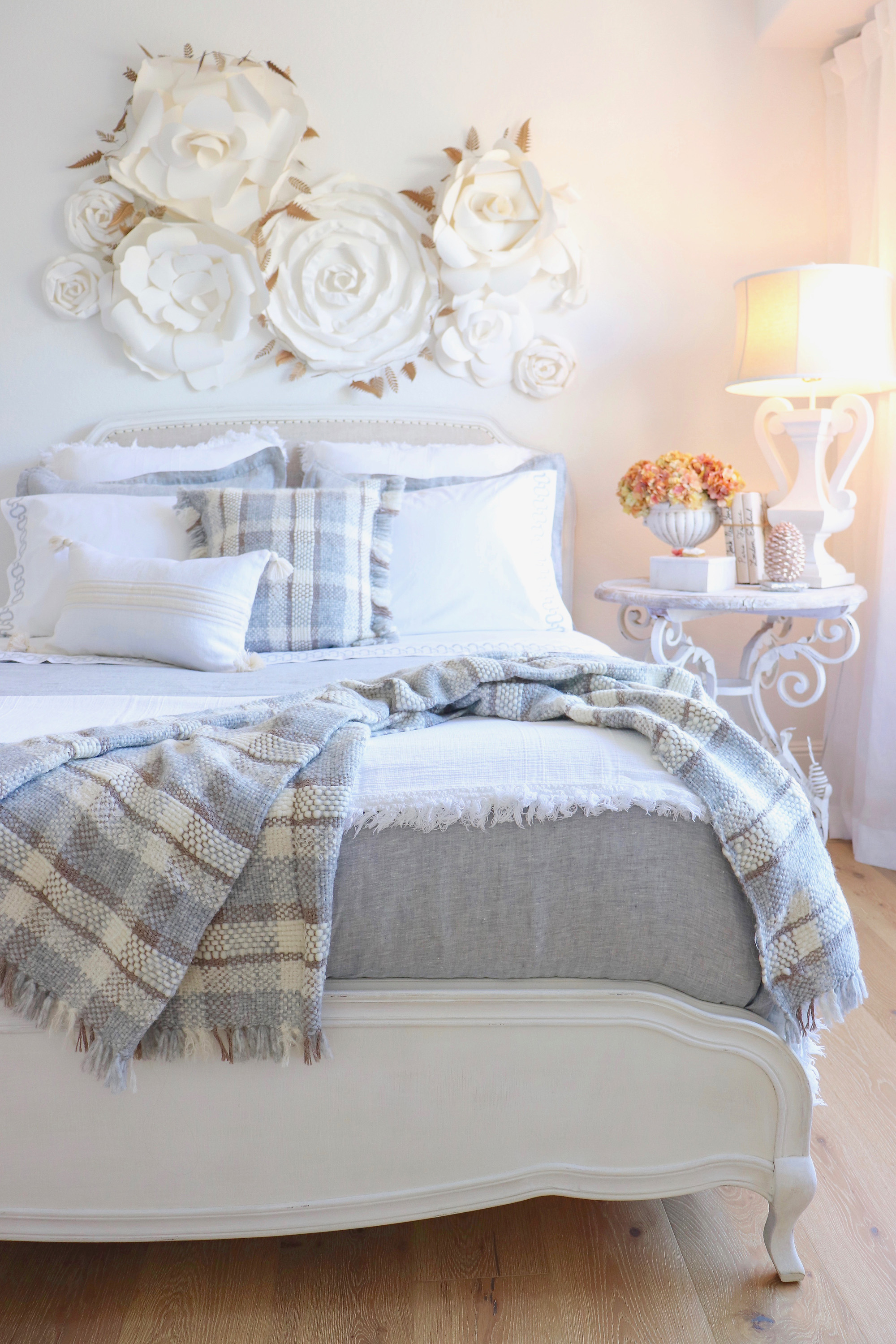 Fall Bedroom Refresh