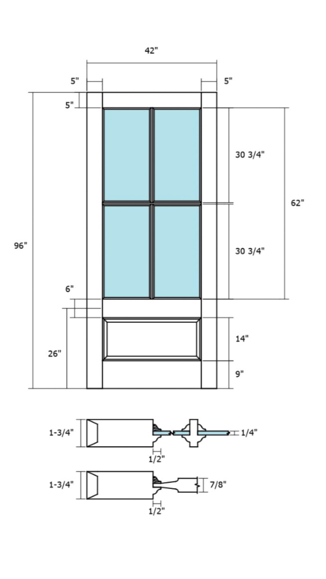 Front Door Redo Plans | Kristy Wicks