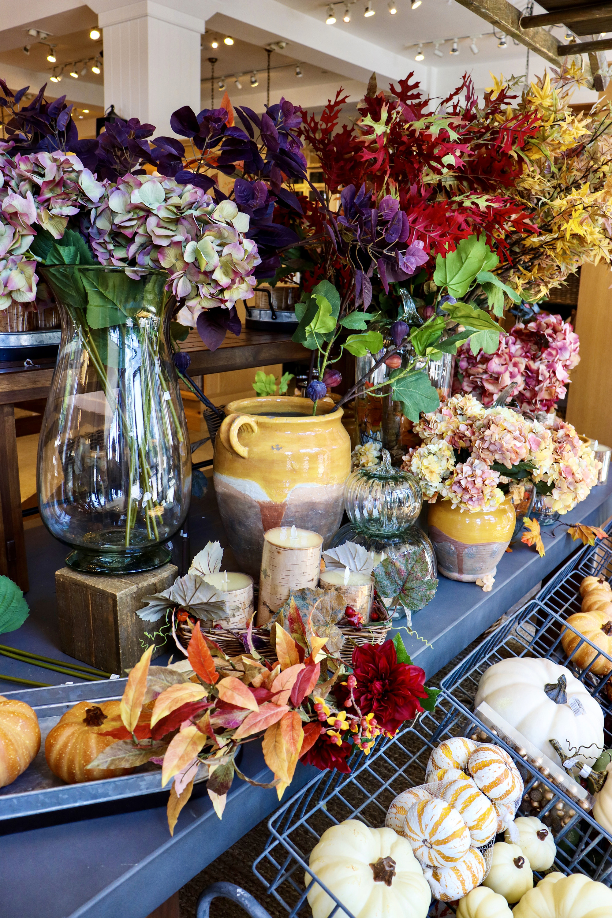 Hunting for Fall and Autumn Decor