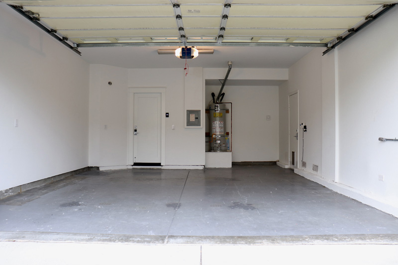 Before and After Garage Makeover