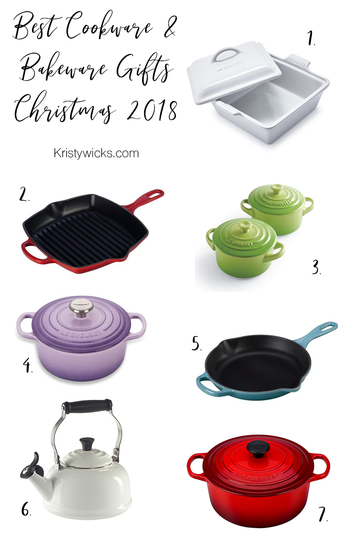 Christmas Dinner Party and Cookware Gift Ideas