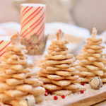 Frosted 3D Christmas Tree Cookies
