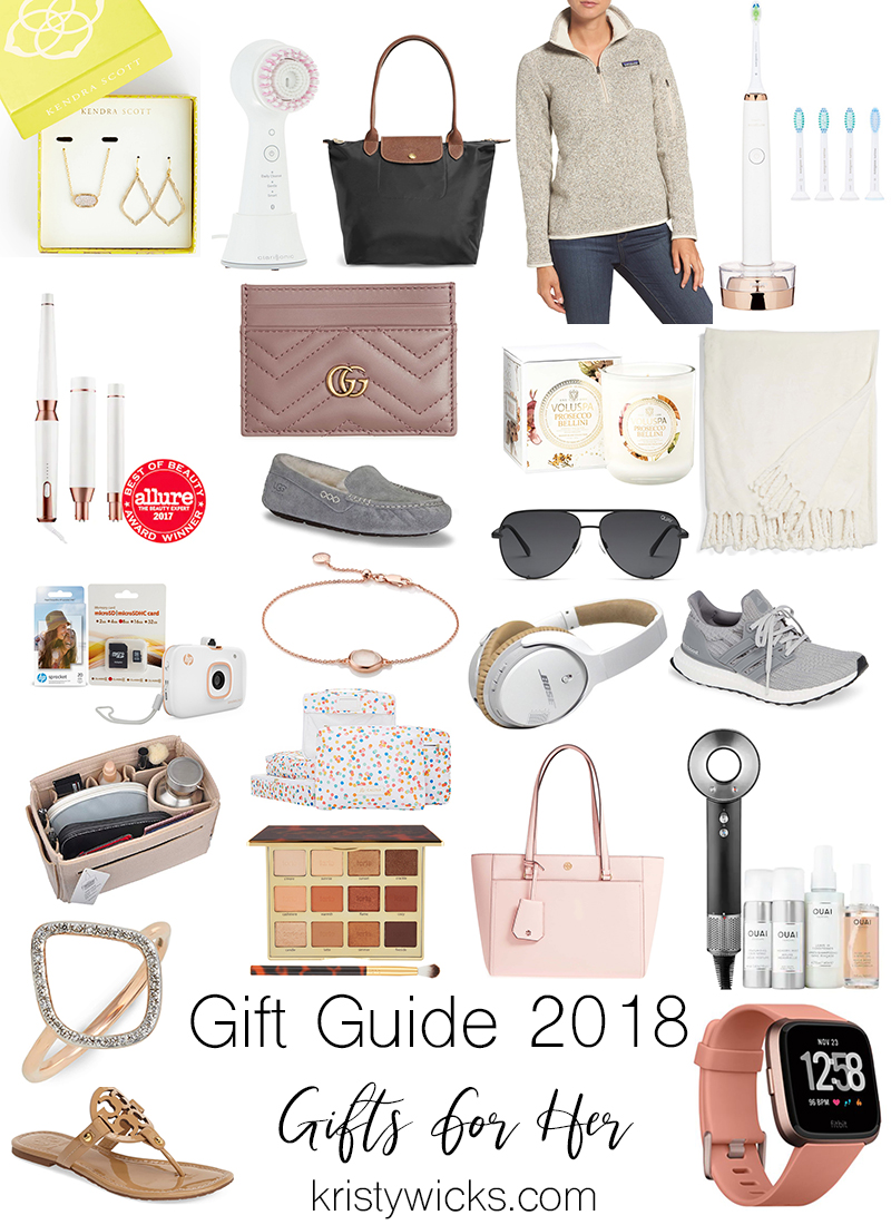 Gift Guide For Her 2018 - Mom, Daughter, Grandma, or a Girlfriend! Best Christmas Gifts.