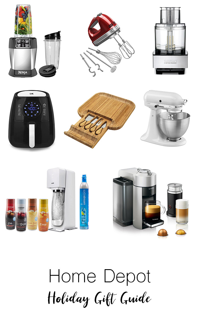 Home Depot Holiday Gift Guide
