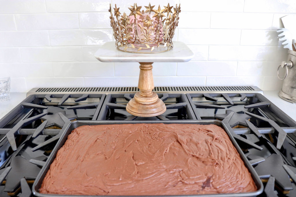 Mamie Eisenhower's Million Dollar Fudge Recipe