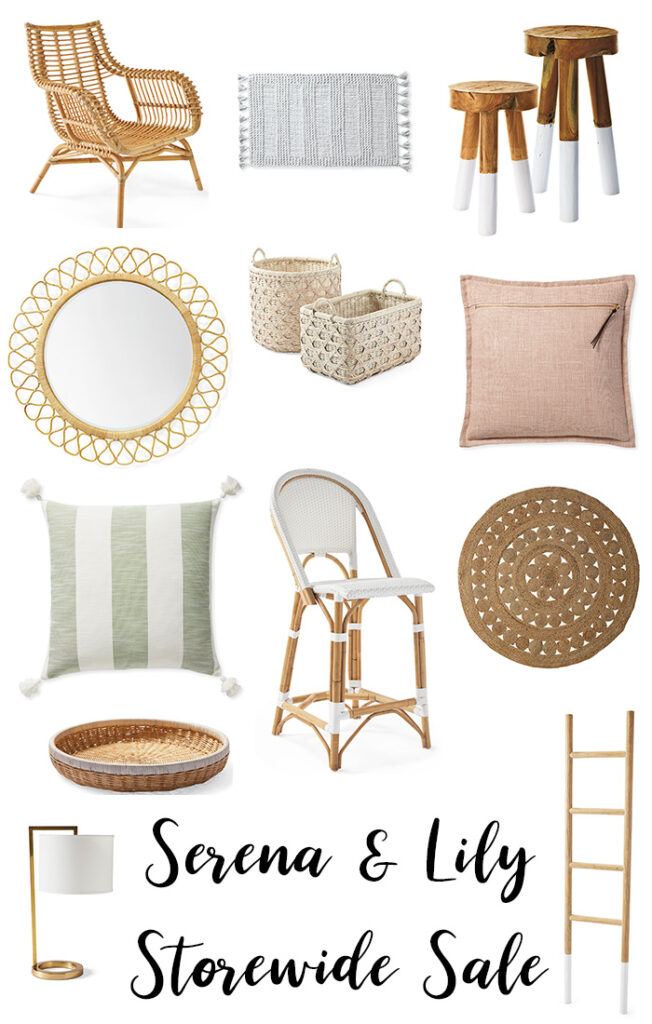 Serena & Lily Spring Design Event Sale - The Best Storewide Sale all Year with My Favorite Picks! - Kristy Wicks