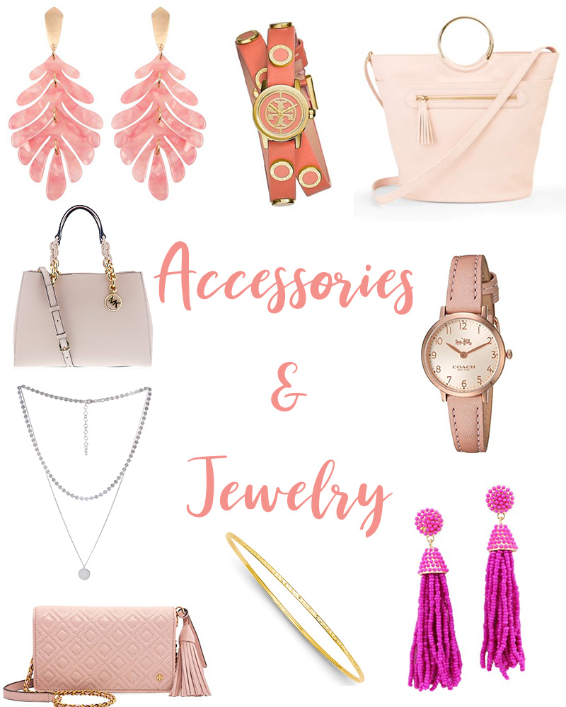 Affordable Spring Fashion from Walmart - Loving all of these on-trend accessories. | Kristy Wicks