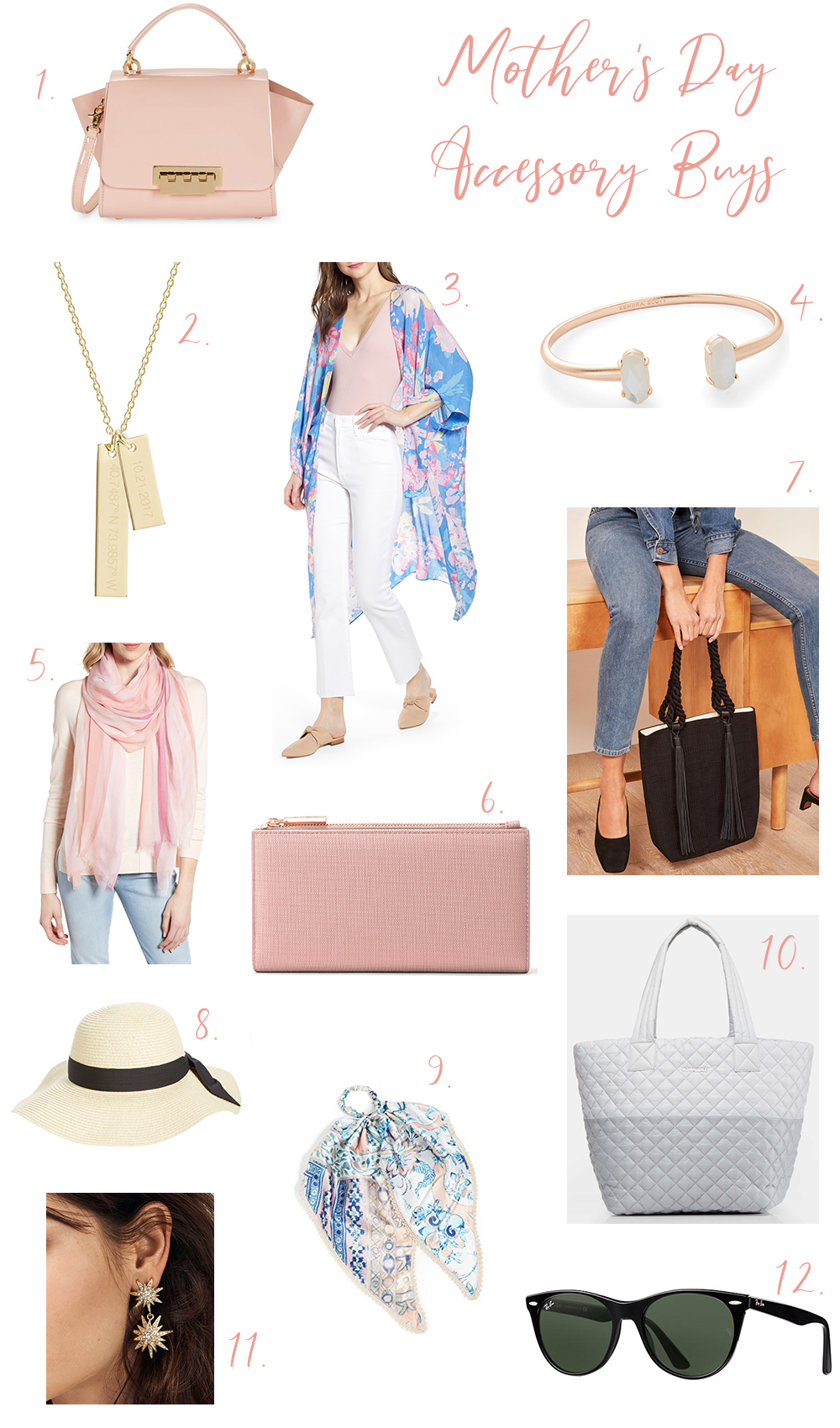 Mother's Day Gifts - The Best Guide of 2019! Everything from home decor, cozy gifts, fashion & accessories, to beauty.. we linked something for everyone! | Kristy Wicks