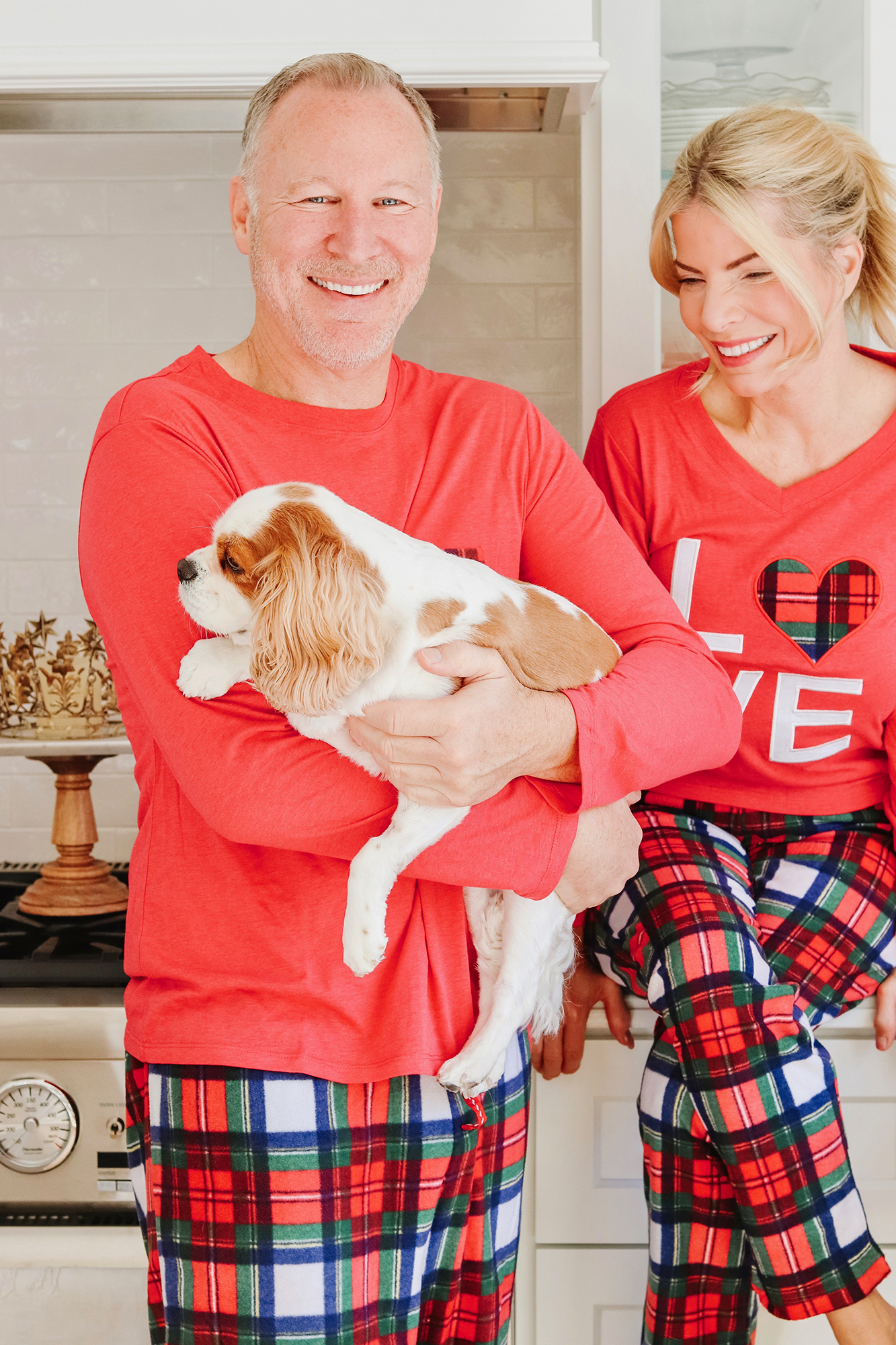 Surgery Update & Cozy Holiday PJs with Jeff - All about my explant surgery & why I'm doing it. Coziest matching pjs under $20 are linked here too!
