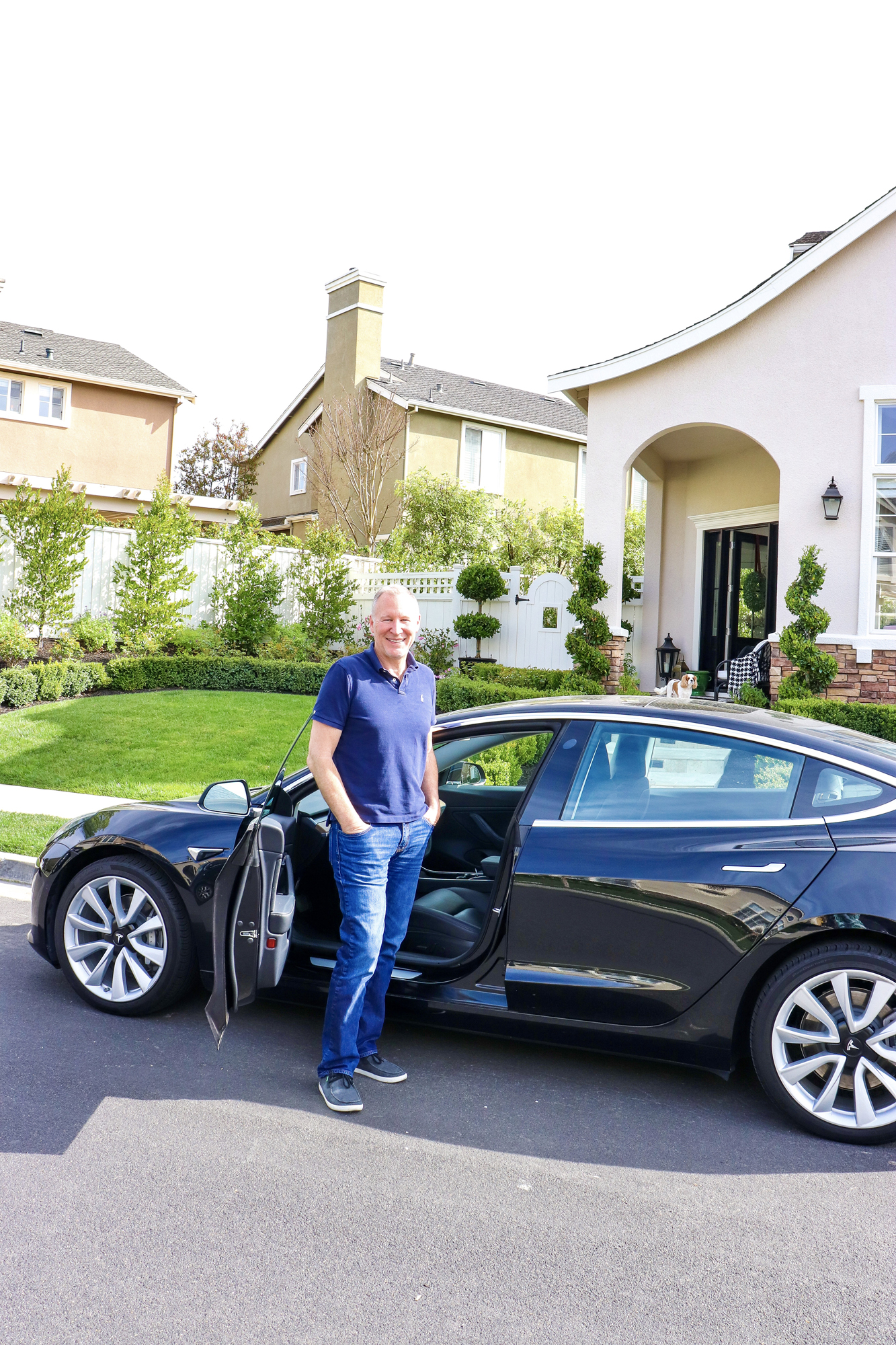 Jeff's Tesla Model 3 Review - So many of you wanted our opinions on the Tesla Model 3 car - is it worth the money? All of our thoughts!