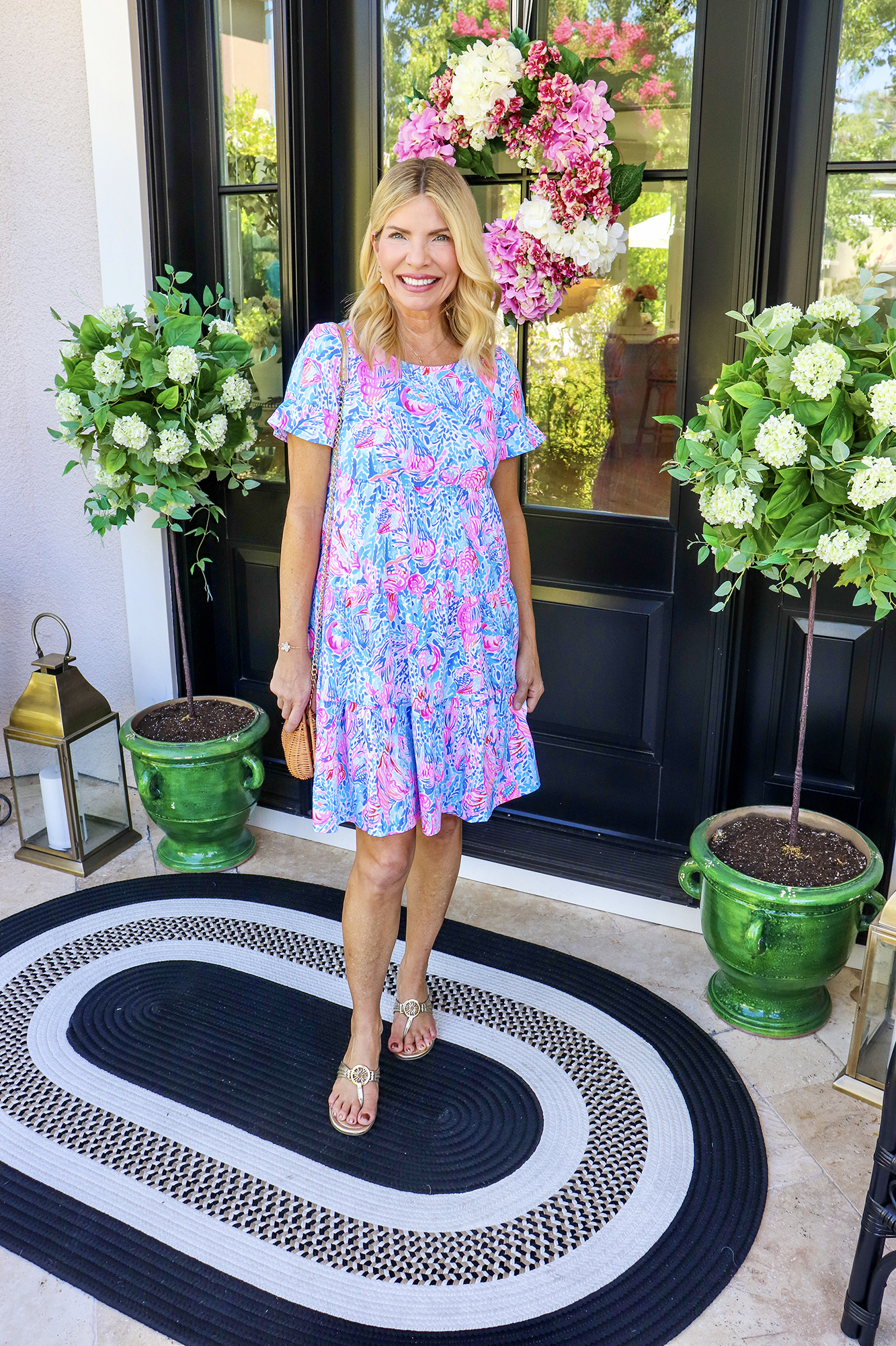 New Lilly Pulitzer Dresses - Summer knit options that are affordable & classy. New alpha style of sizing so it's so easy to order! $98-$118 options.