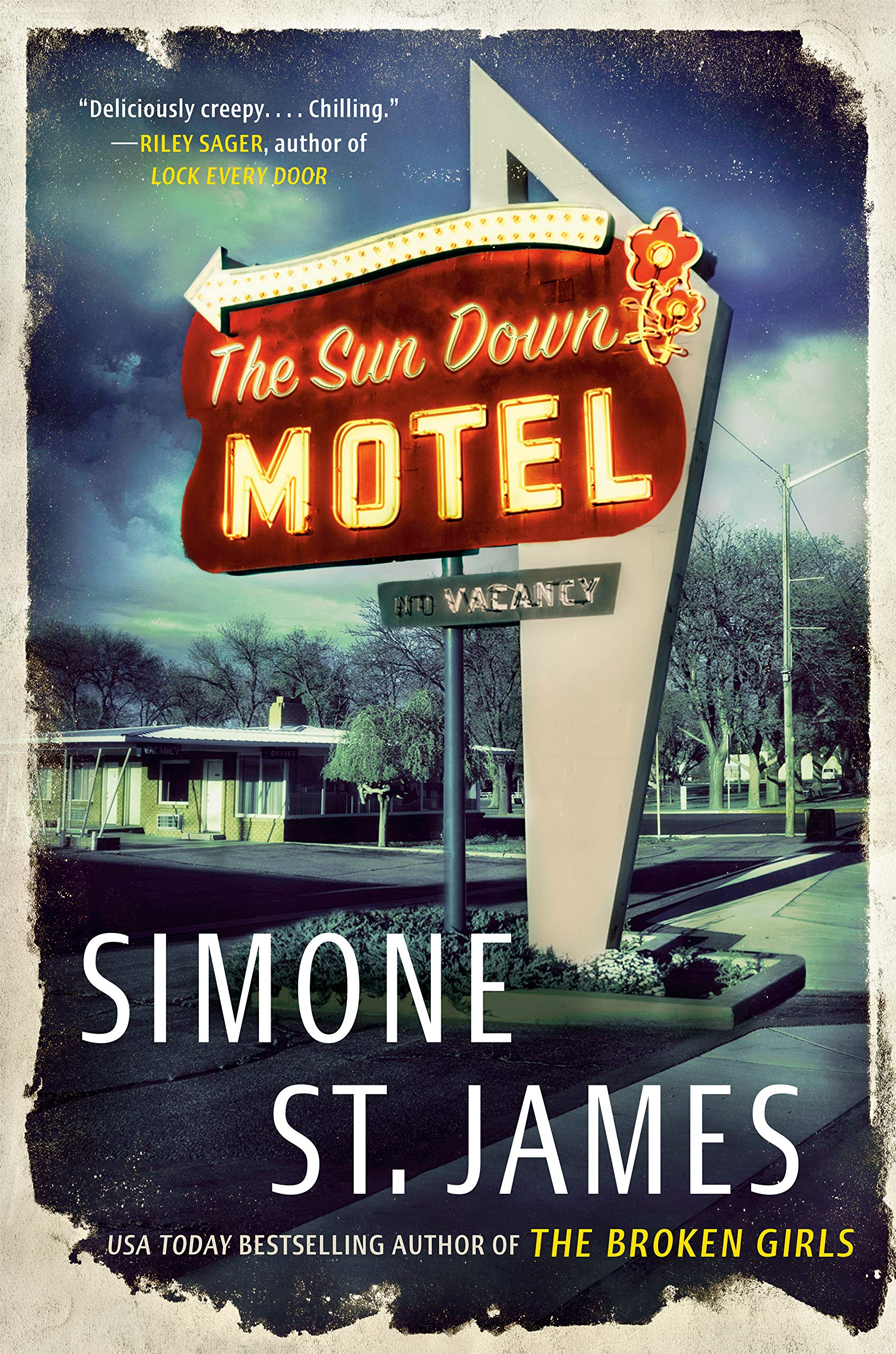 October Book Club Discussion // November Book Club Pick - The Sun Down Motel by Simone St. James Review & Ruth Ware One by One Book Club Review