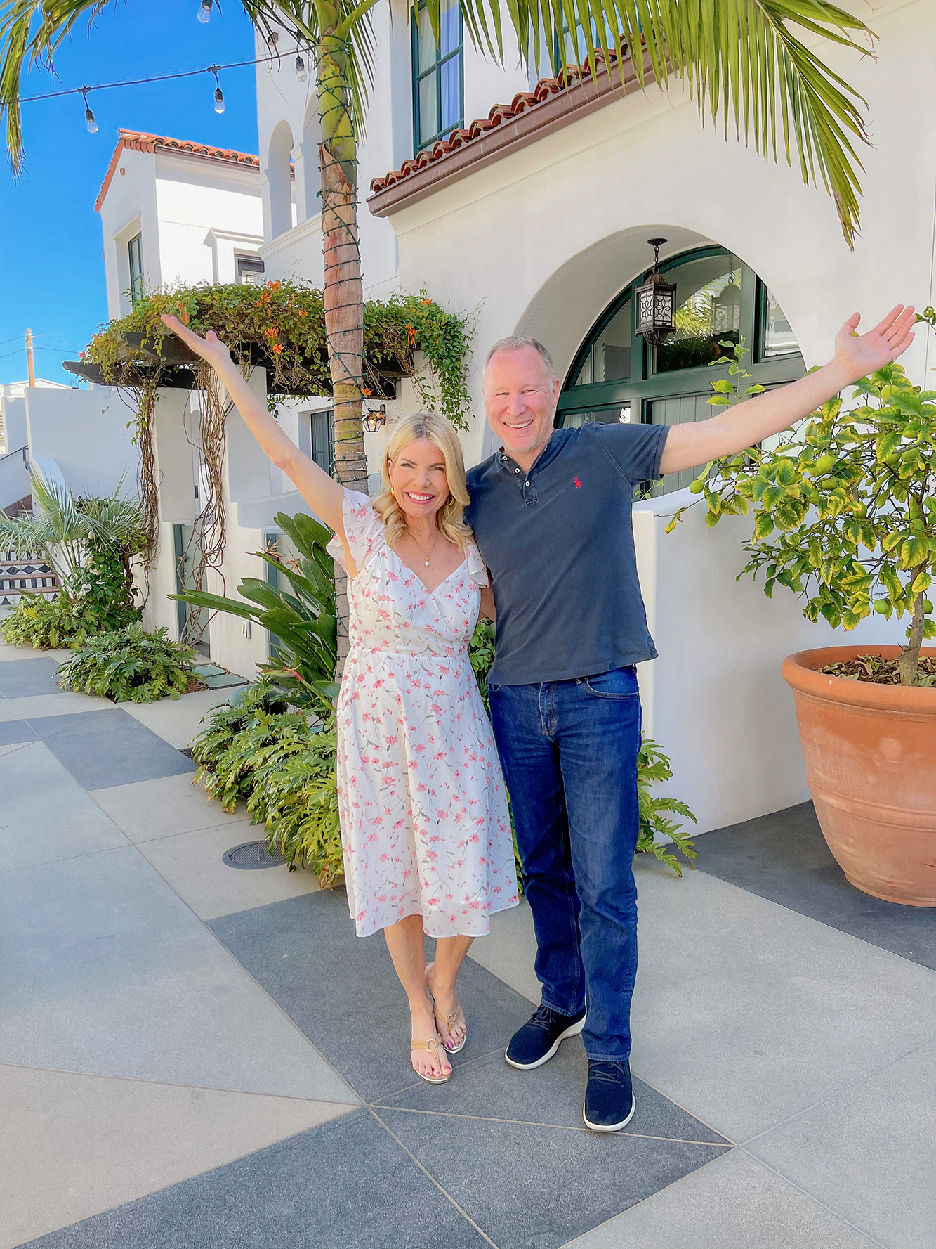 We're moving to Santa Barbara! So exciting and I know this is a shock - but our home has sold and it's pending. We have had a blast.