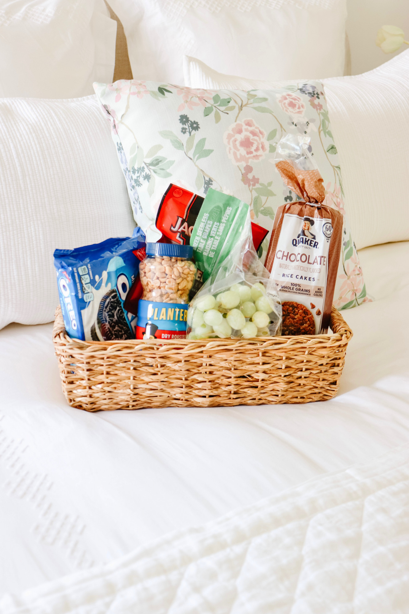 Guest Room ready food favorites